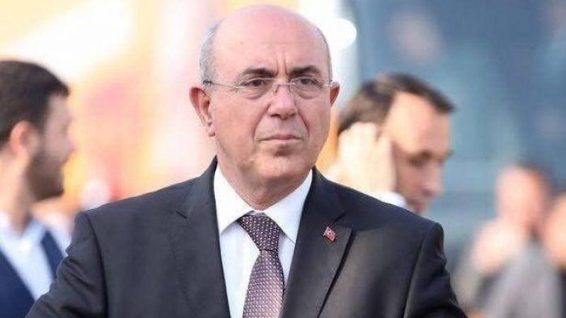 Sedat Yücel ilçe başkanlığından istifa etti!