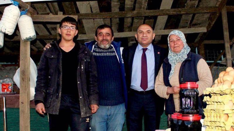 """Tarhan: """"Büyükşehir kırsal mahalleler için çalışma yapmalı"""""""