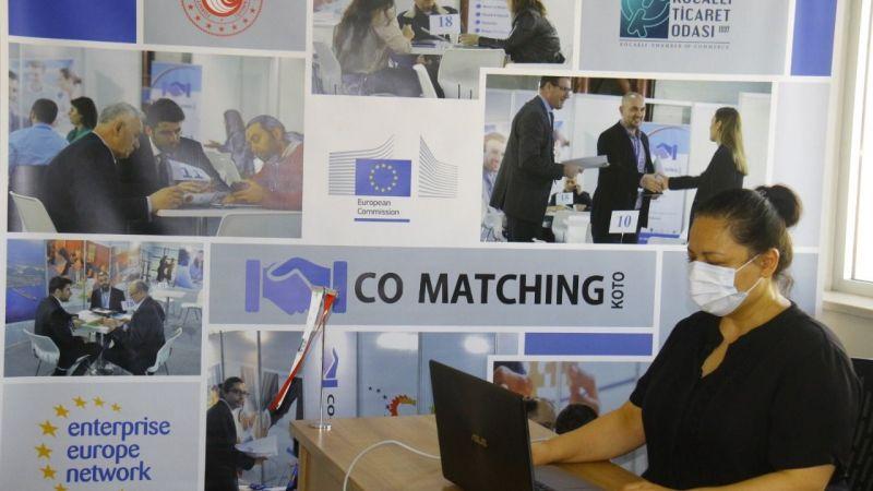 KOTO-ABİGEM Co-Matching görüşmelerine 32 Ülkeden 262 firma katıldı