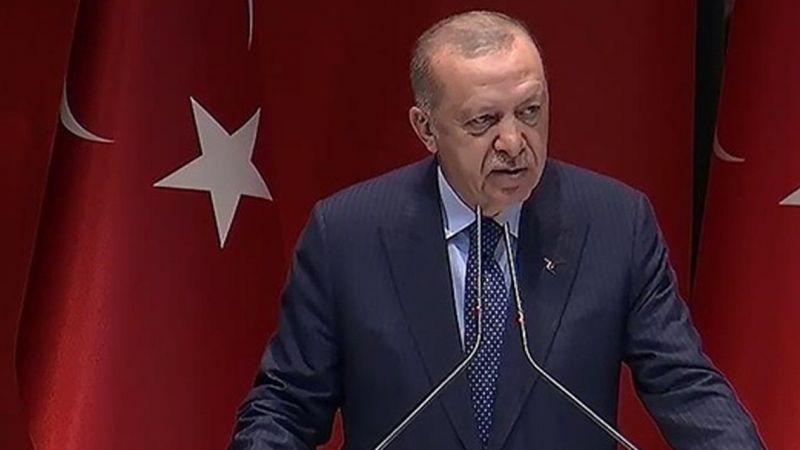 Cumhurbaşkanı Erdoğan'dan seçim barajı açıklaması