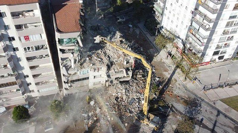 Depremde 11 kişinin öldüğü Yılmaz Erbek Apartmanı'nın mimarına tahliye