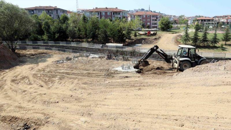 Gölcük'e 4 milyon TL'ye yeni köprü