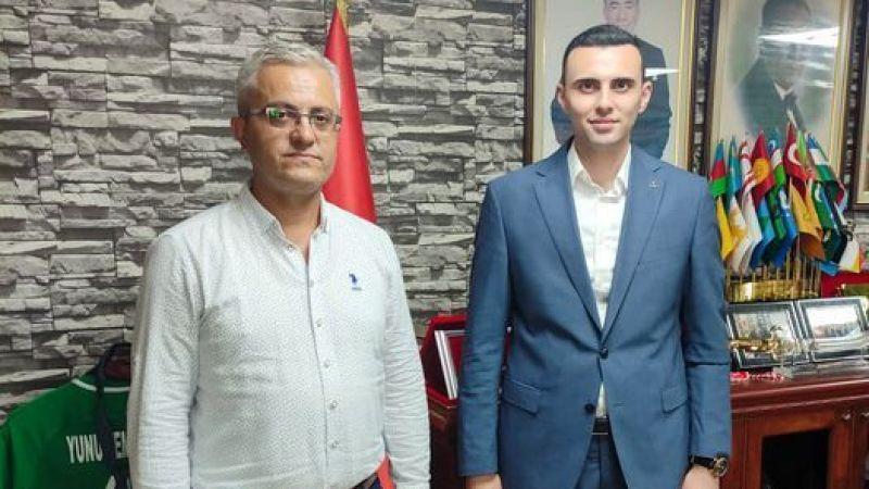 Mustafa Kızmaz, Kandıra İlçe Milli Eğitim Müdürü oldu