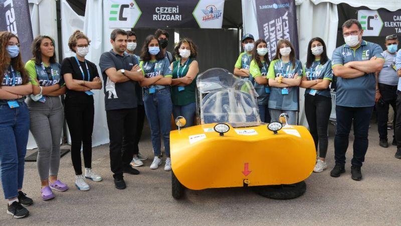 Uluslararası Efficiency Challenge Elektrikli Araç Yarışları başladı