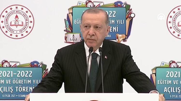 Erdoğan; Yüz yüze eğitimde kararlıyız!