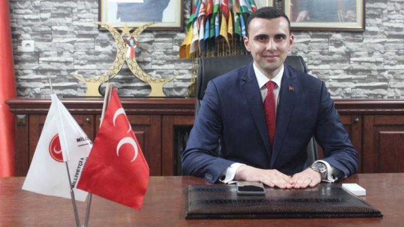 MHP İl Başkanı Yunus Emre Kurt: Üç Hilalimizi şerefle Kocaeli'nin tamamında dalgalandıracağız
