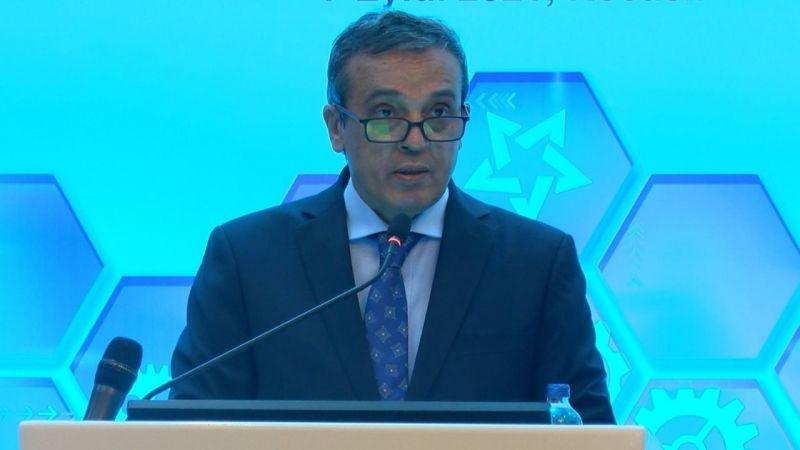 TSE Başkanı Prof. Dr. Adem Şahin: Hedefimiz büyümeye katkı sağlamak