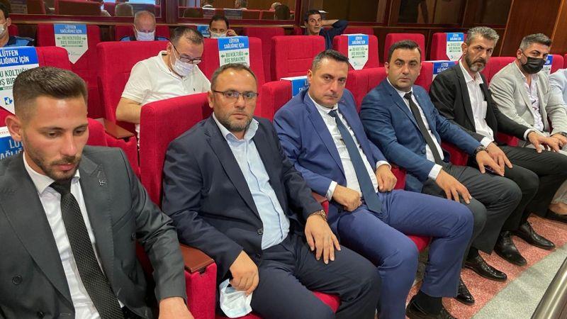 MHP'nin yeni ilçe başkanı İzmit meclisinde
