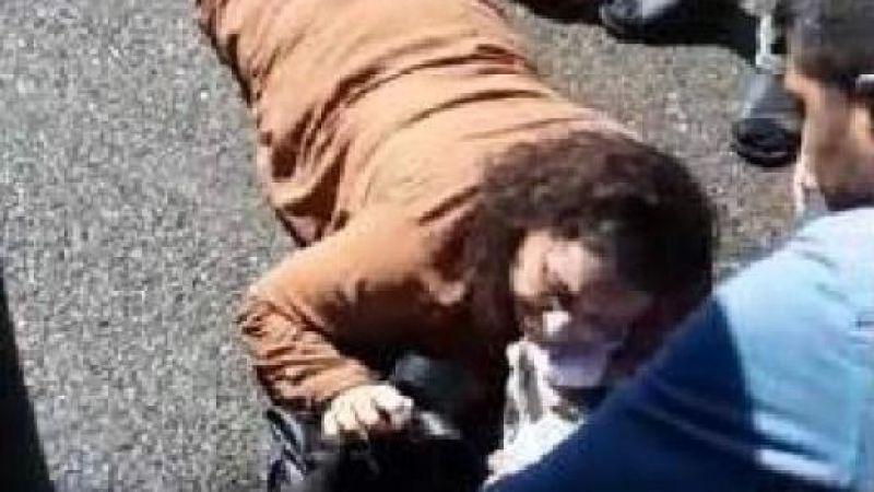 Eşini sokak ortasında vuran koca adliyede