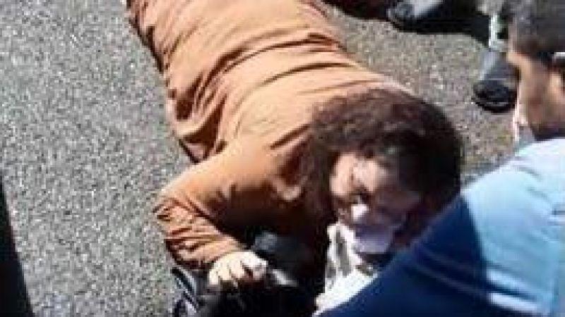 Boşanma aşamasındaki eşini sokak ortasında vuran koca tutuklandı
