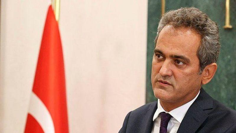 Milli Eğitim Bakanı Mahmut Özer'den yüz yüze eğitim açıklaması: Yüzde 92!