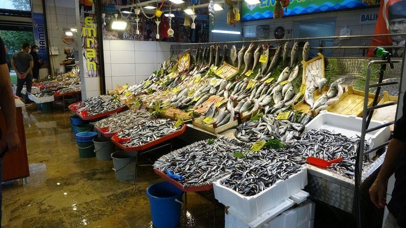 Balık fiyatları düşmek için gün sayıyor