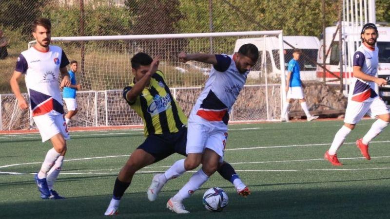 Derincespor: 0 - Kırıkkale Büyük Anadolu Spor: 0