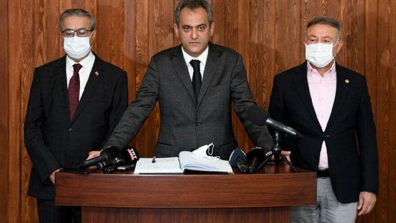 Milli Eğitim Bakanı Özer duyurdu! 198 derslikte yüz yüze eğitime ara verildi