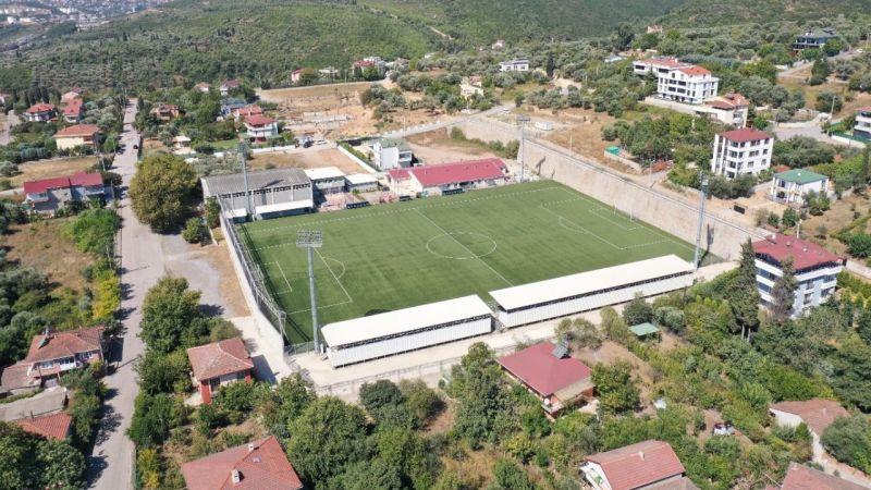 Büyükşehir'den spor dünyasına modern kamp merkezi