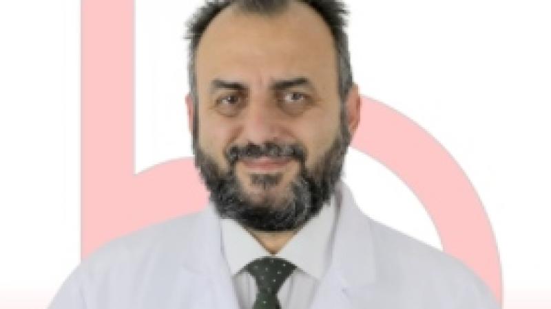 Aşı olmayan doktor Hasan Feyzi Katıöz koronavirüse yenildi