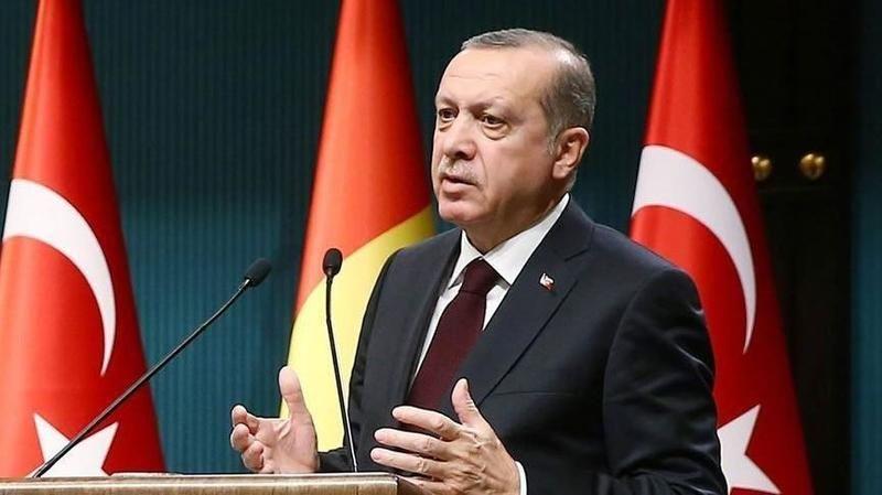 Cumhurbaşkanı Erdoğan: Ben de hayata işçi olarak başladım