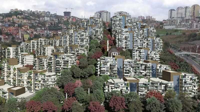 Cedit'te kentsel dönüşüm için teklifler verildi