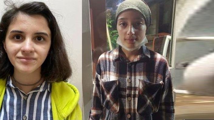 Kocaeli'de kaybolan 2 kız çocuğundan haber alınamıyor