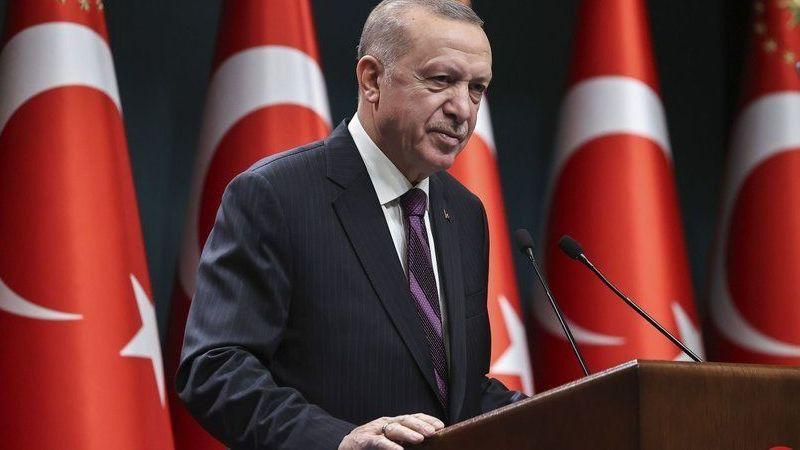 Cumhurbaşkanı Erdoğan'dan dikkat çeken seçim açıklaması