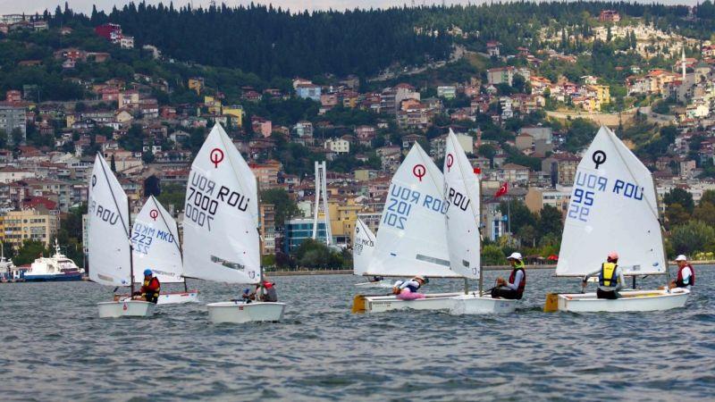 Optimist Trofesi Yelken Yarışları başlıyor
