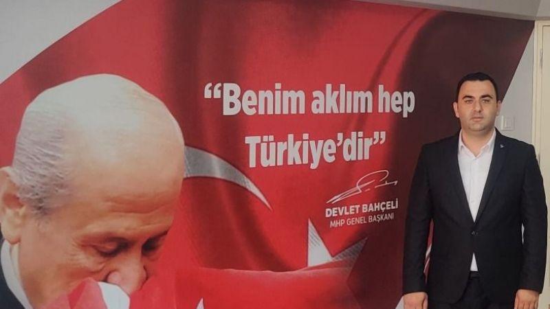 """MHP İzmit İlçe Başkanı Okur: """"Hasrete son verme zamanıdır"""""""