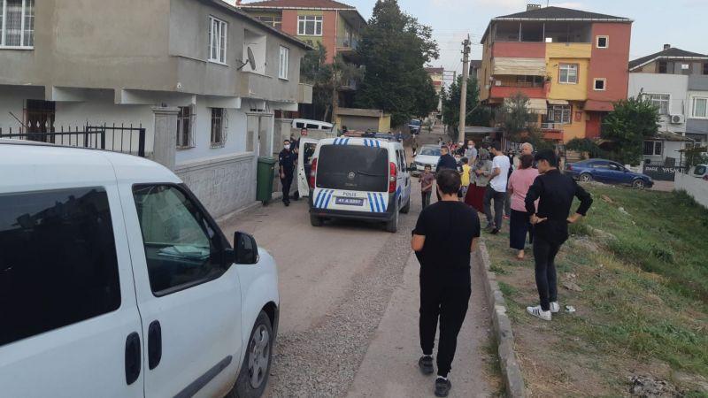 Kocaeli'de bir kadın silahla boynundan vurulmuş halde bulundu