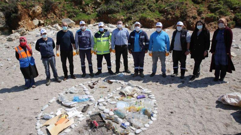 Büyükşehir ve Let's Do it Türkiye hareketi ile sahilleri temizleyecek