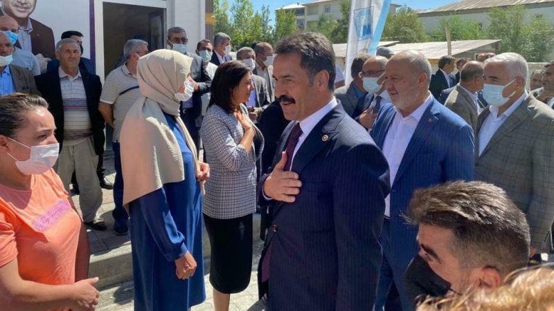 Milletvekili Cemil Yaman'dan, Doğu Anadolu'da yoğun program