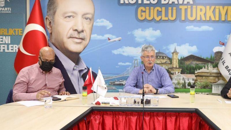 AK Parti Kocaeli 107.Genişletilmiş  İl Danışma Meclisinin tarihi belli oldu