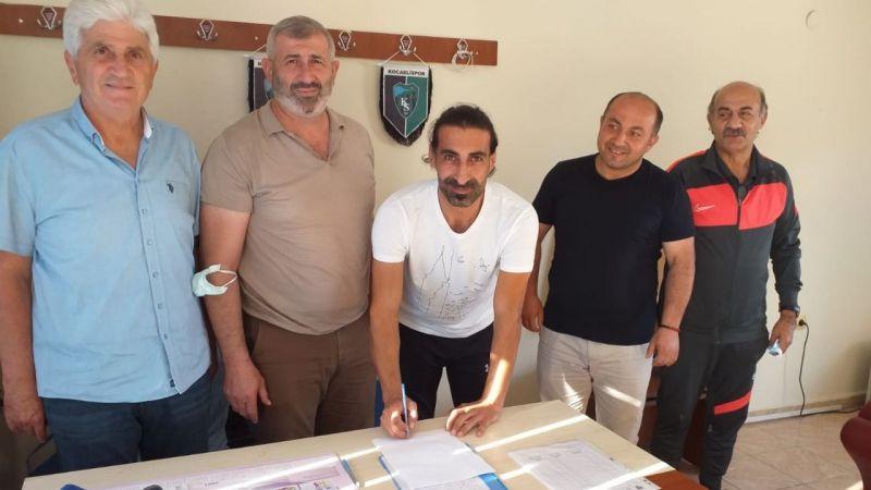 Kocaelispor Futbol Okulu'nun imzaları atıldı