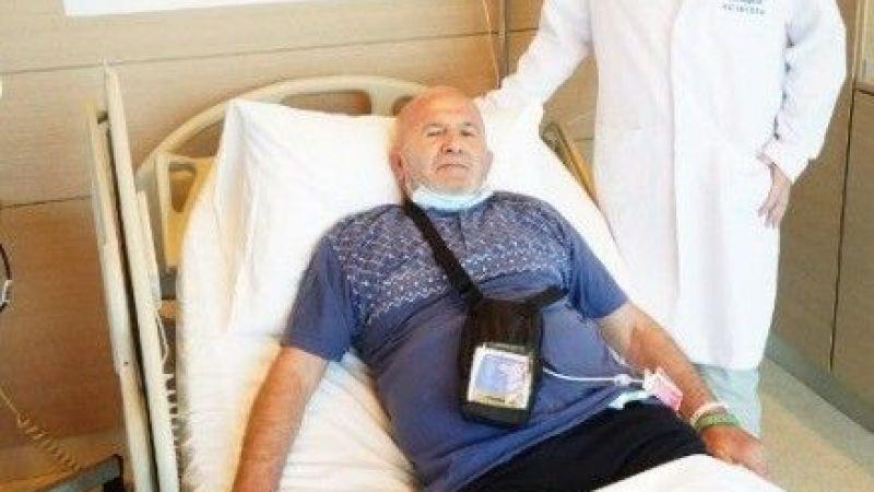 Çay bile içemiyordu bu tedavi yöntemi ile yeniden hayat buldu