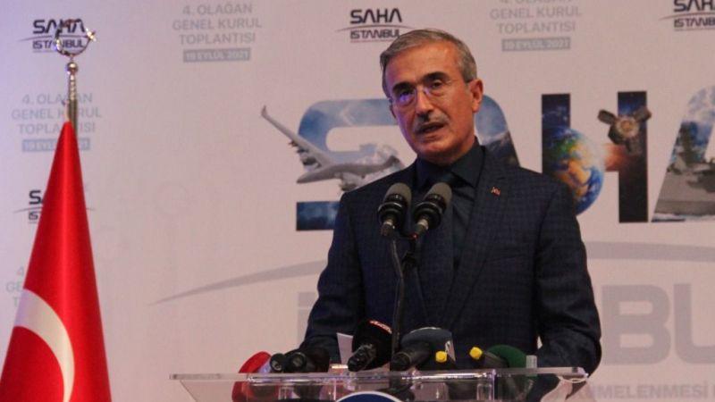 """Savunma Sanayi Başkanı Demir'den """"yerli standart"""" vurgusu"""