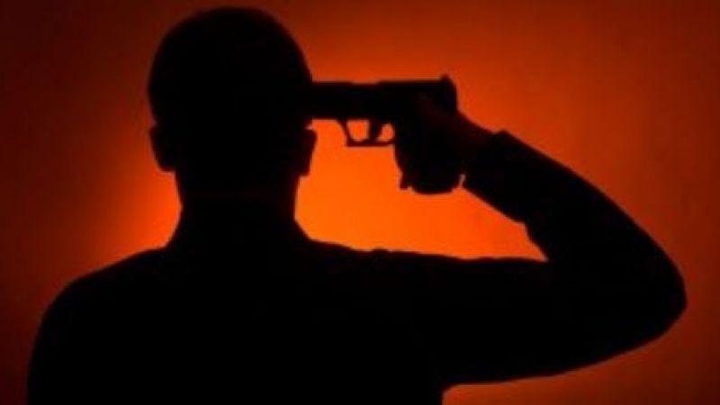 25 yaşındaki genç silahla intihar etti!