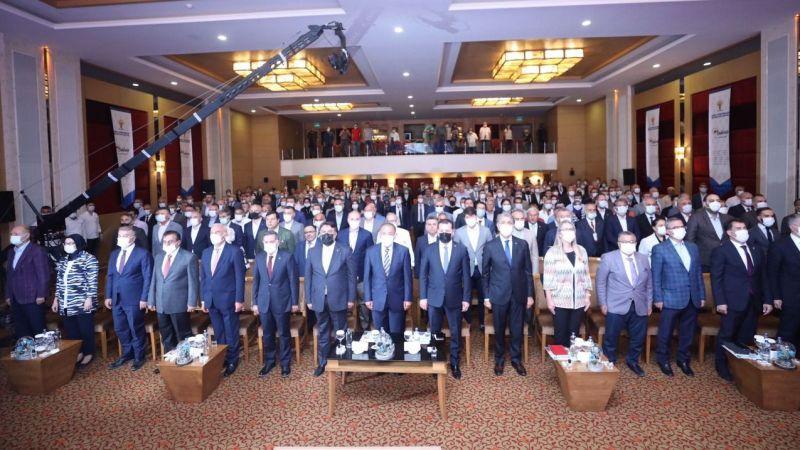AK Parti Yerel Yönetimler  Bölge Toplantısı tamamlandı