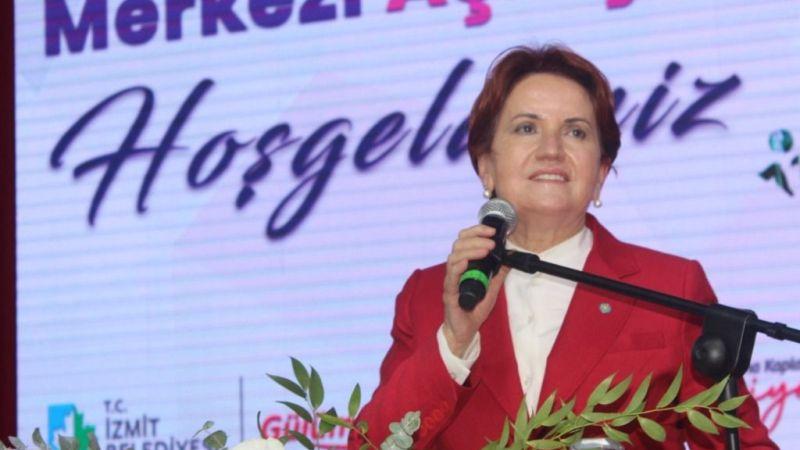 Meral Akşener: Vatandaşın yeter dediği belediyecilik anlayışını yıkmak görevimiz