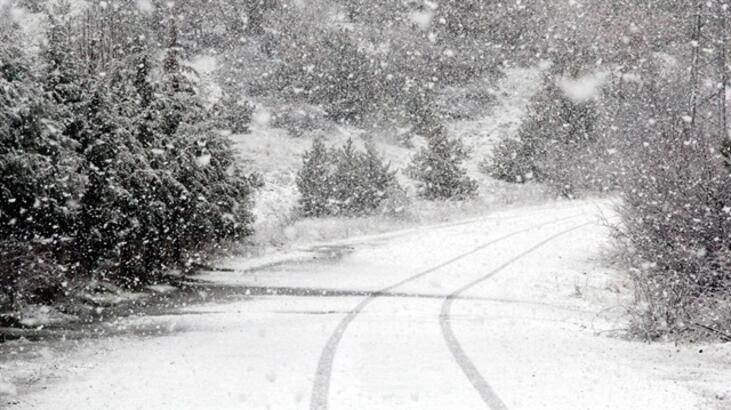 Sıcaklık düşüyor, ilk kar yolda