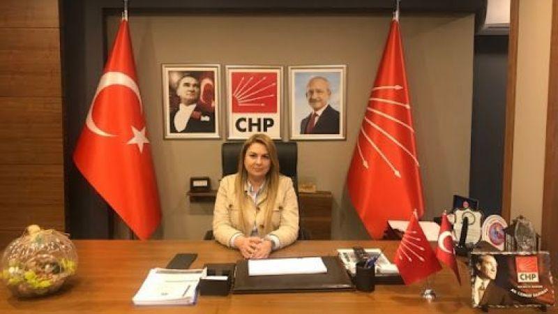 Nilay Merttürk CHP Kartepe İlçe Başkanlığı için aday oldu