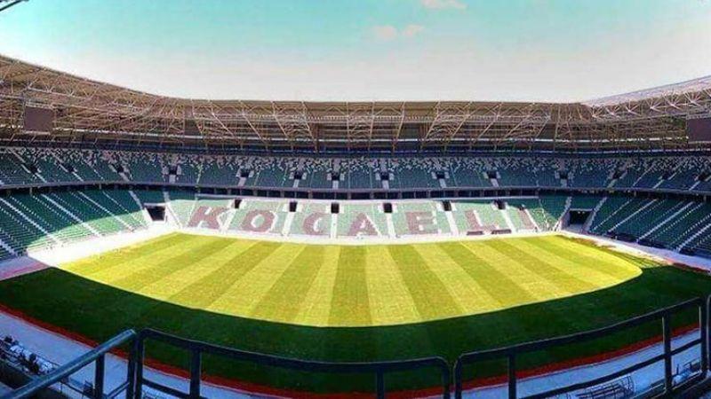 Kocaelispor - Tuzlaspor maçının biletleri satışa sunuldu
