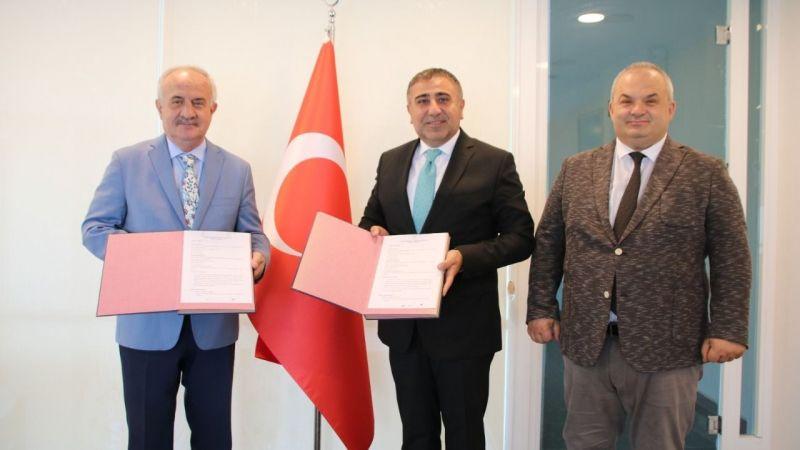 Derince Belediyesi, TÜBİTAK MARTEK ile protokol imzaladı