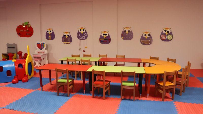 İZGİM'de Çocuk Oyun Evi herkese ücretsiz