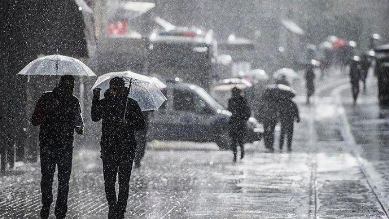 Meteoroloji'den Kocaeli'ye kuvvetli sağanak yağış uyarısı!