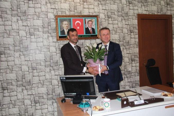 Ertekin Akbulak ve yönetimi Ali Korkmaz'a gitti