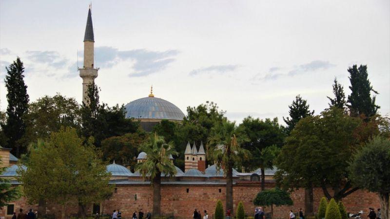 Mustafa Paşa Camii ve Külliyesi 500 yıldır ayakta