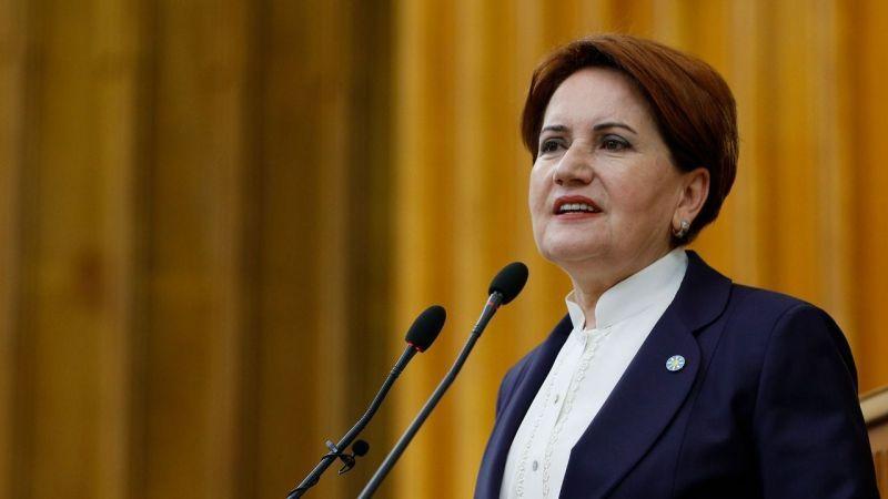"""Akşener'den Cumhurbaşkanlığı açıklaması: """"Aday değilim"""""""