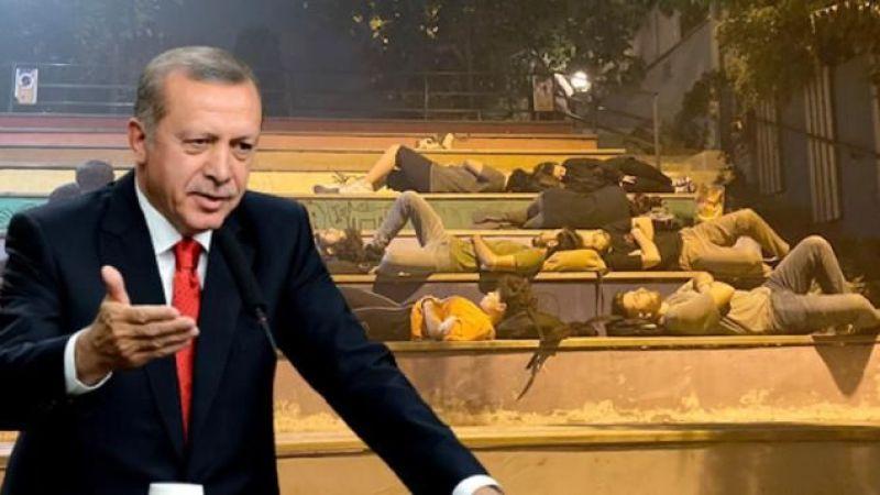 Cumhurbaşkanı Erdoğan Barınamıyoruz eylemleriyle ilgili konuştu: Hayatınız yalan