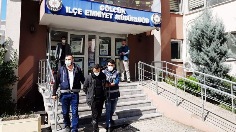 27 yıl hapis cezası ile aranan şahıs tutuklandı
