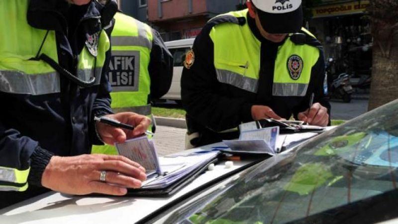 İçişleri Bakanlığı: Bu yılın ilk 8 ayında toplam 54 bin TL ceza kesildi