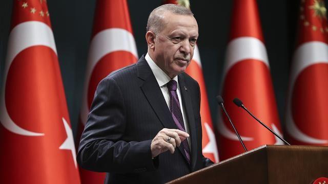Kabine toplantısı sona erdi! İşte Cumhurbaşkanı Erdoğan'ın açıklamaları