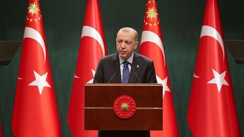 Cumhurbaşkanı Erdoğan'dan yüz yüze eğitime ilişkin açıklama